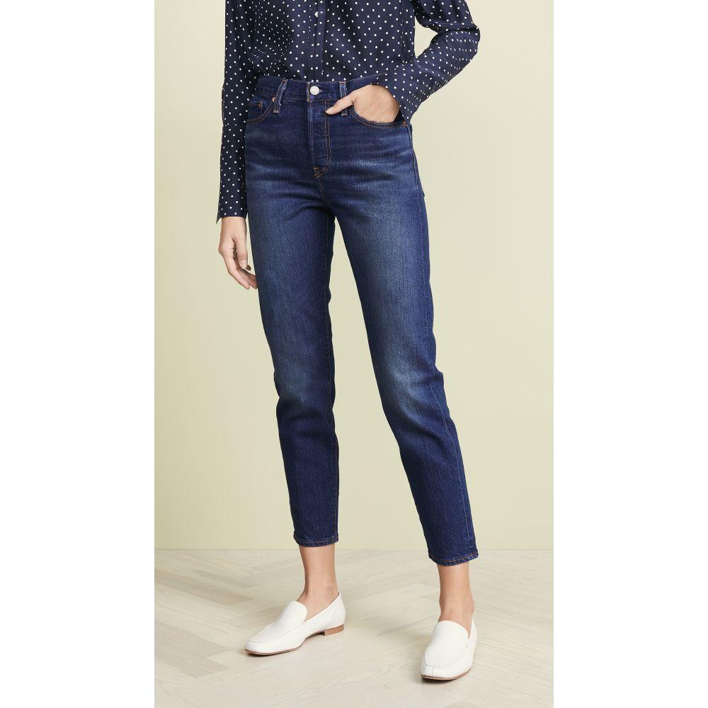 リーバイス Levi's レディース ジーンズ・デニム ボトムス・パンツ【Wedgie Icon Fit Jeans】Authentic Favorite