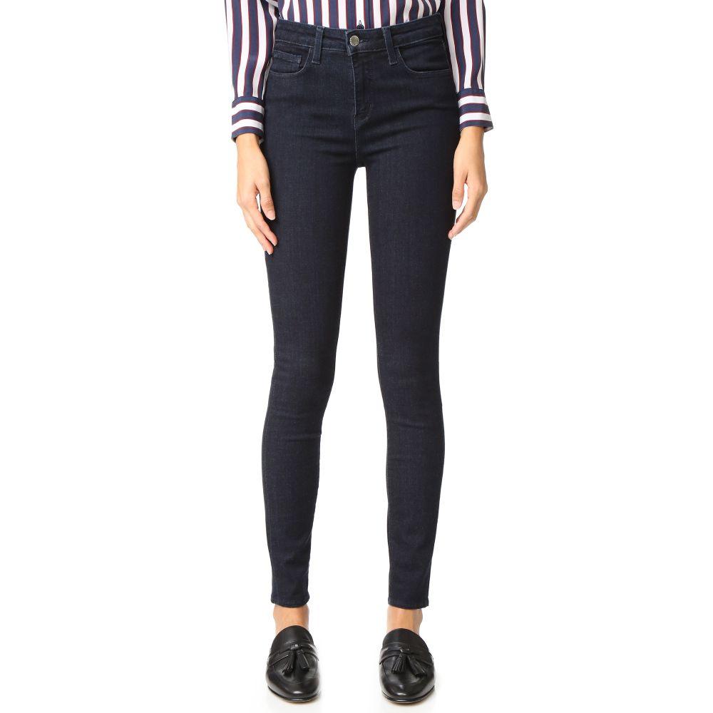 ラジャンス L'AGENCE レディース ジーンズ・デニム ボトムス・パンツ【Marguerite High Rise Skinny Jeans】Eclipse