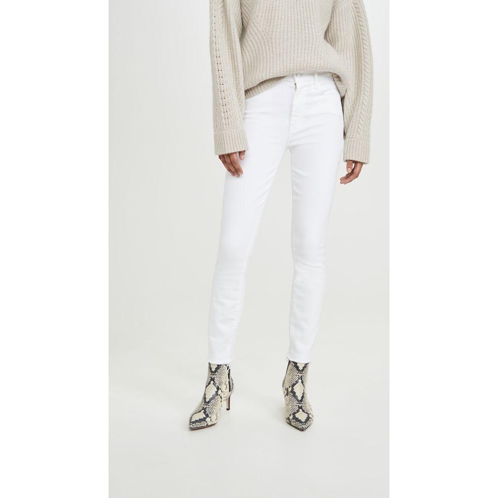 マザー MOTHER レディース ジーンズ・デニム ボトムス・パンツ【Looker Ankle Fray Skinny Jeans】Fairest of Them All