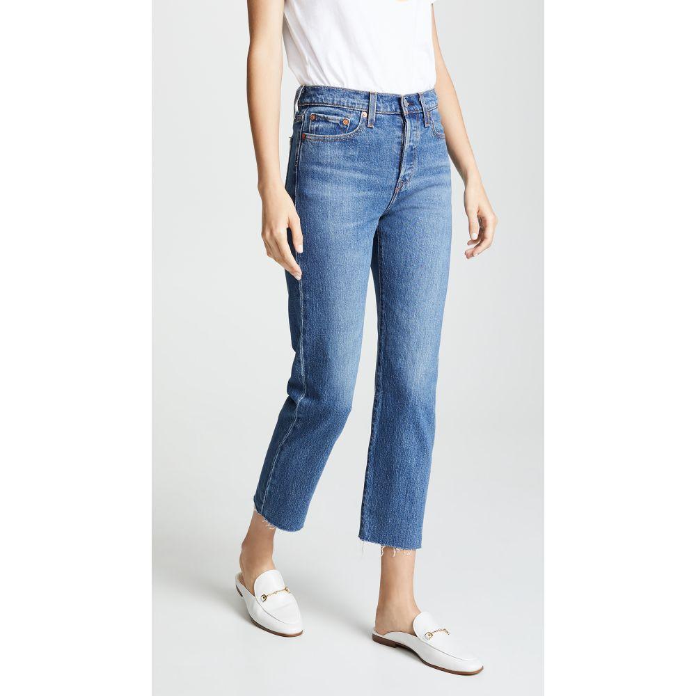 リーバイス Levi's レディース ジーンズ・デニム ボトムス・パンツ【Wedgie Straight Jeans】Love Triangle