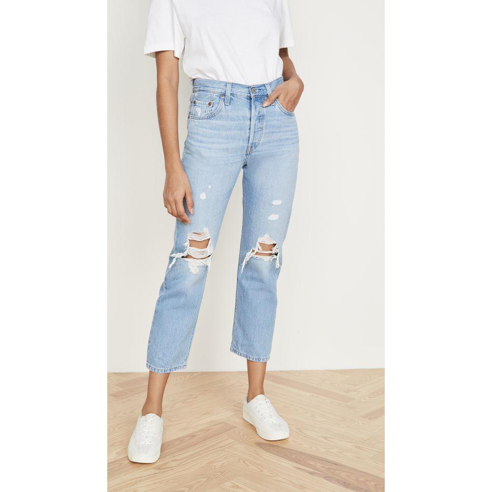 リーバイス Levi's レディース ジーンズ・デニム ボトムス・パンツ【501 Crop Jeans】Montgomery