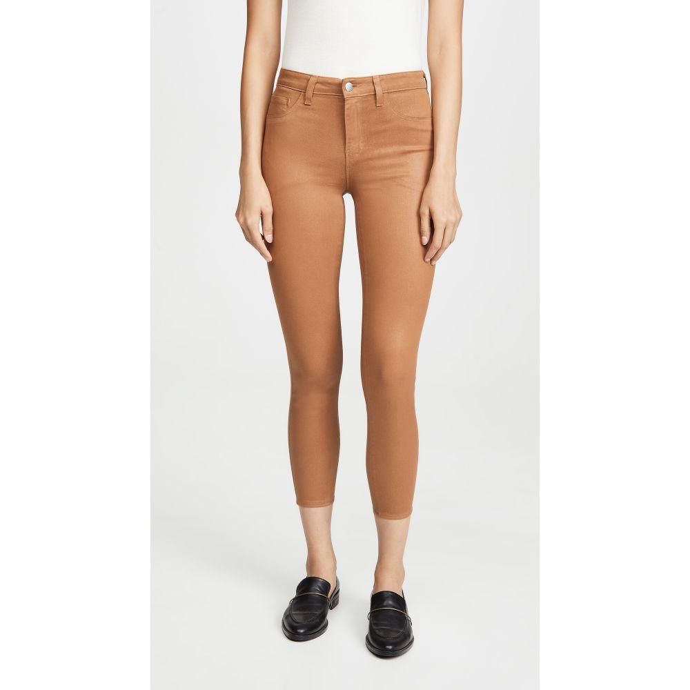 ラジャンス L'AGENCE レディース ジーンズ・デニム ボトムス・パンツ【Margot Skinny Coated Jeans】Java Coated