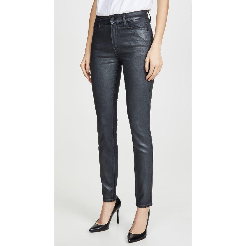 ペイジ PAIGE レディース ジーンズ・デニム ボトムス・パンツ【Hoxton Ultra Skinny Jeans】Pearlized Stone Coating