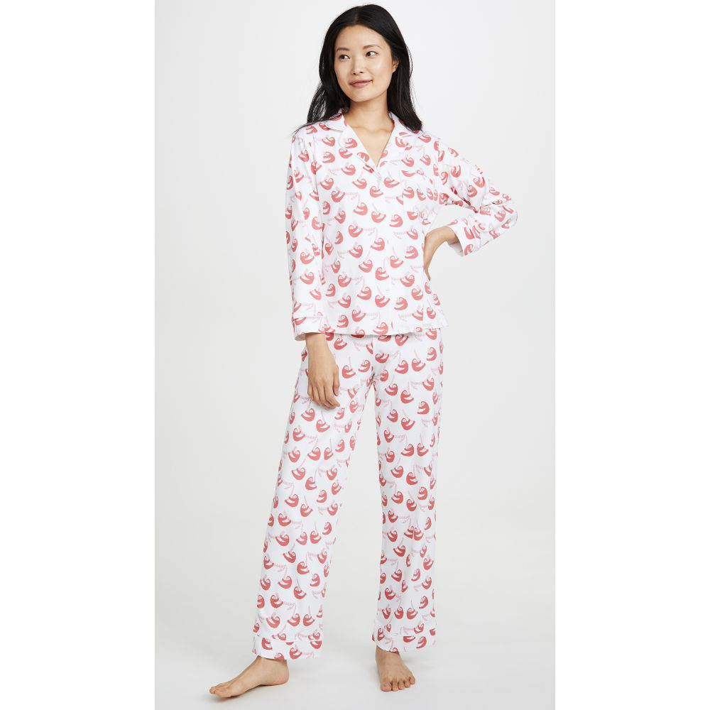 Ro's ガーデン Ro's Garden レディース パジャマ・上下セット インナー・下着【Carmen Pajama Set】Pink