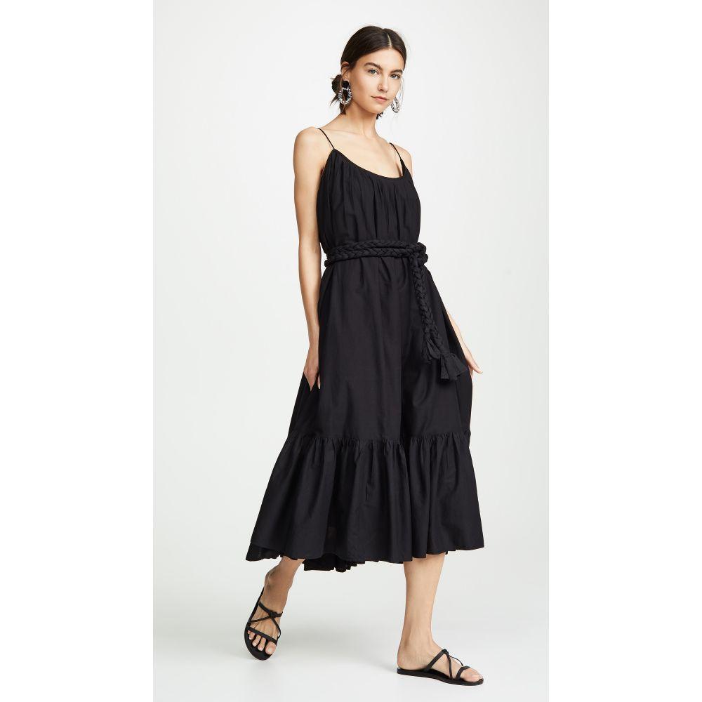 ロードリゾート Rhode レディース ビーチウェア ワンピース・ドレス 水着・ビーチウェア【Lea Dress】Black