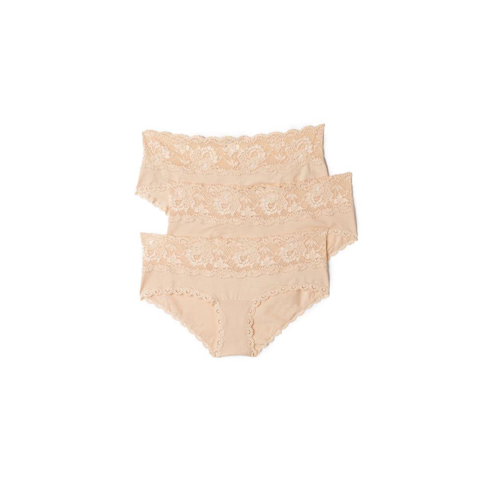 コサベラ Cosabella レディース ショーツのみ 3点セット マタニティウェア インナー・下着【Maternity Hotpants 3 Pack】Blush/Blush/Blush
