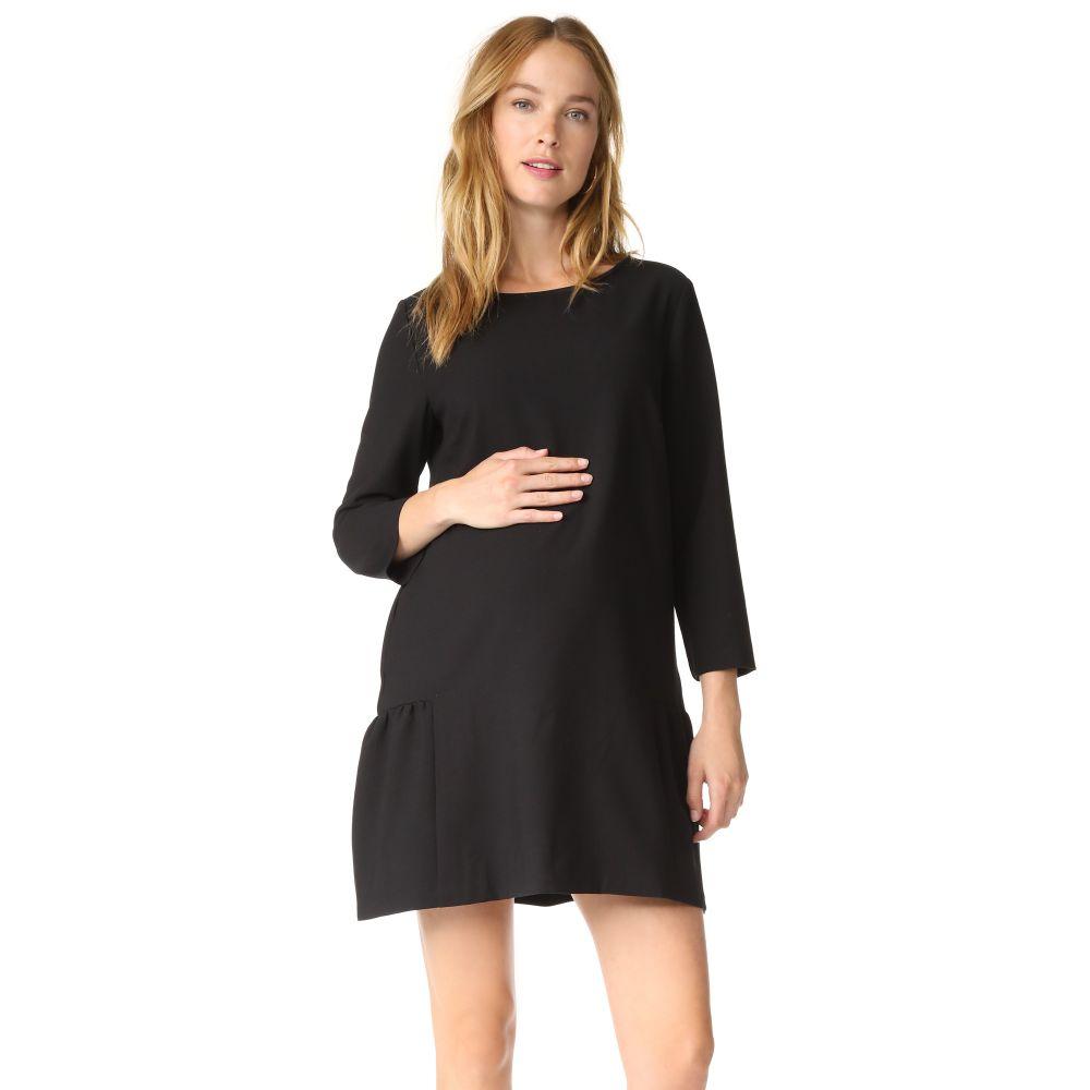 ハッチ HATCH レディース ワンピース ワンピース・ドレス【The Tulip Dress】Black