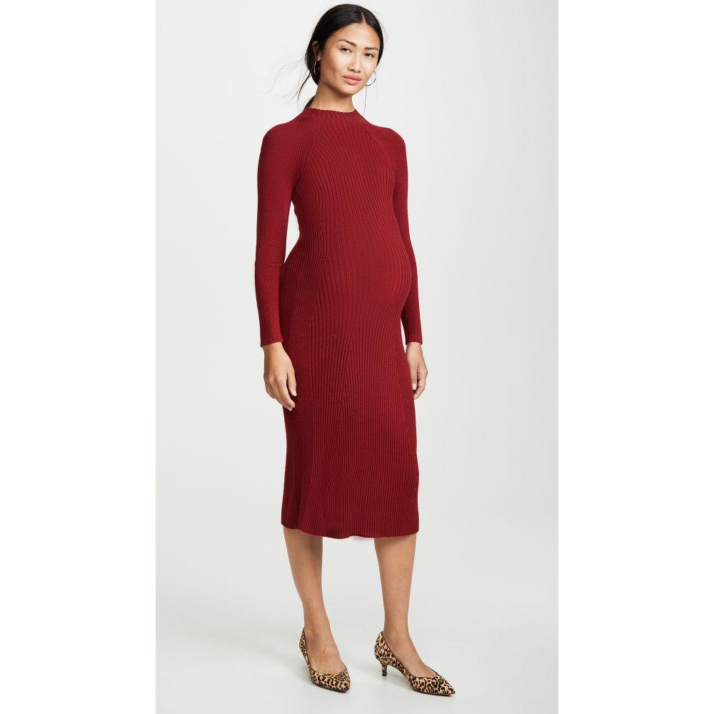 ハッチ HATCH レディース ワンピース ワンピース・ドレス【The Renee Dress】Currant