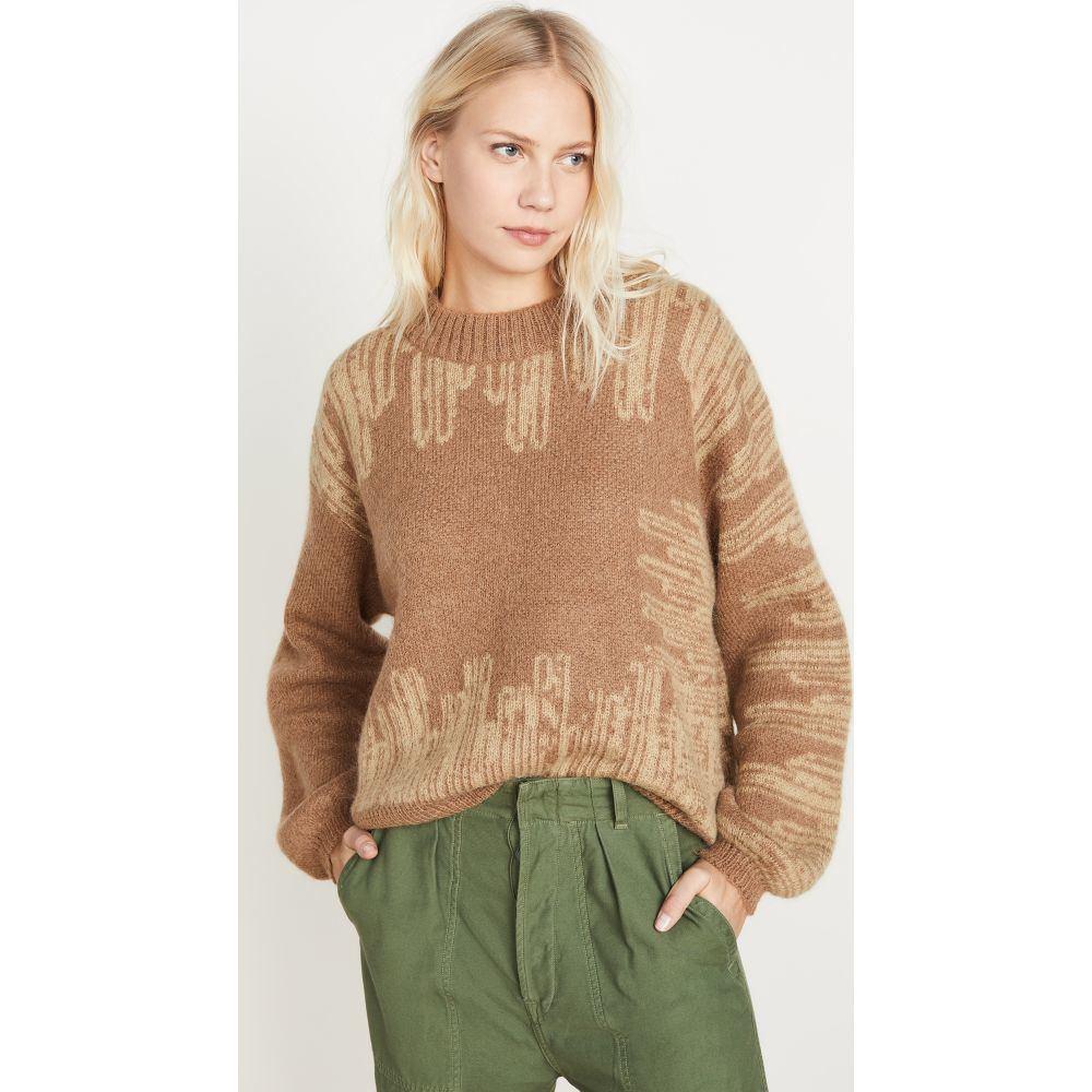 ホルスウィラー HOLZWEILER レディース ニット・セーター トップス【Wenge Alpaca Sweater】Beige