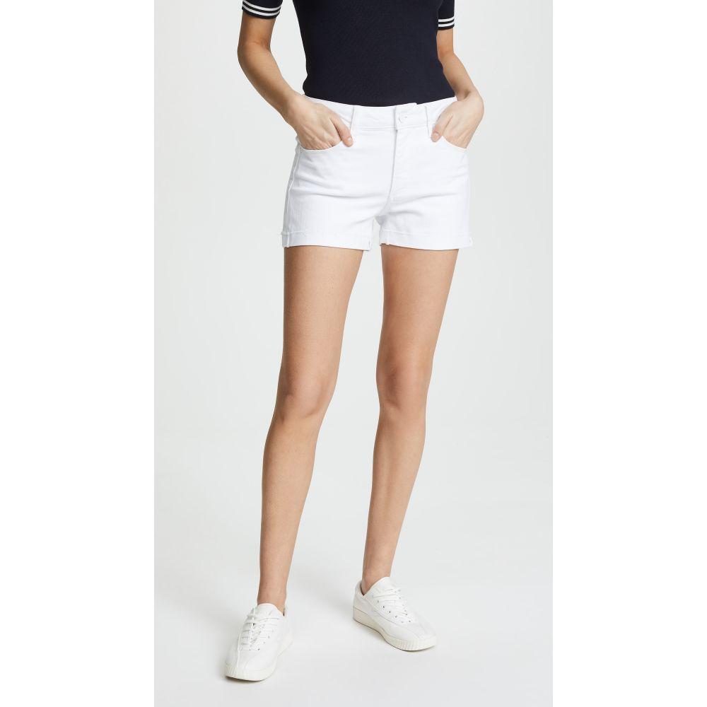 ペイジ PAIGE レディース ショートパンツ ボトムス・パンツ【Jimmy Jimmy Shorts】Crisp White