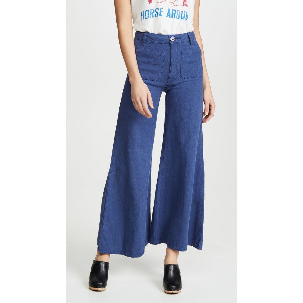 ローラズ Rolla's レディース ボトムス・パンツ 【Super Sailor Pants】French Blue