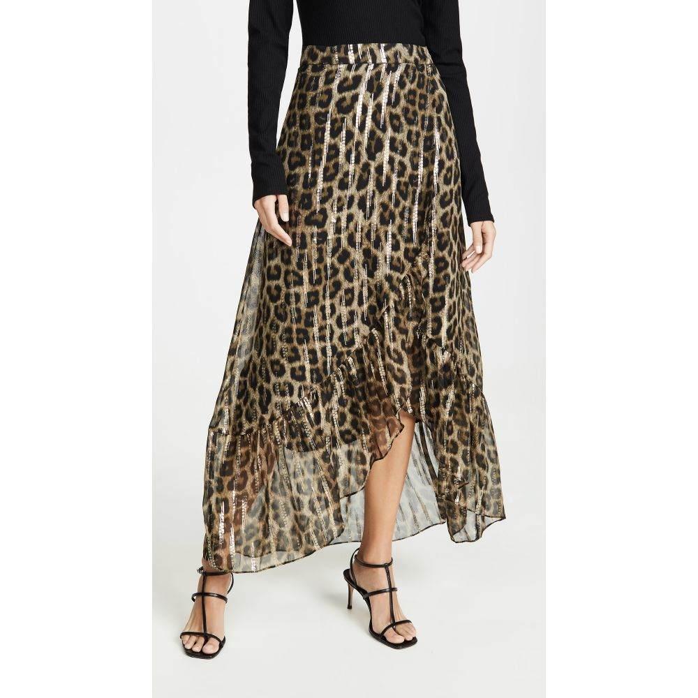 バッシュ Ba&sh レディース ひざ丈スカート スカート【Jalvi Leopard Skirt】Multi