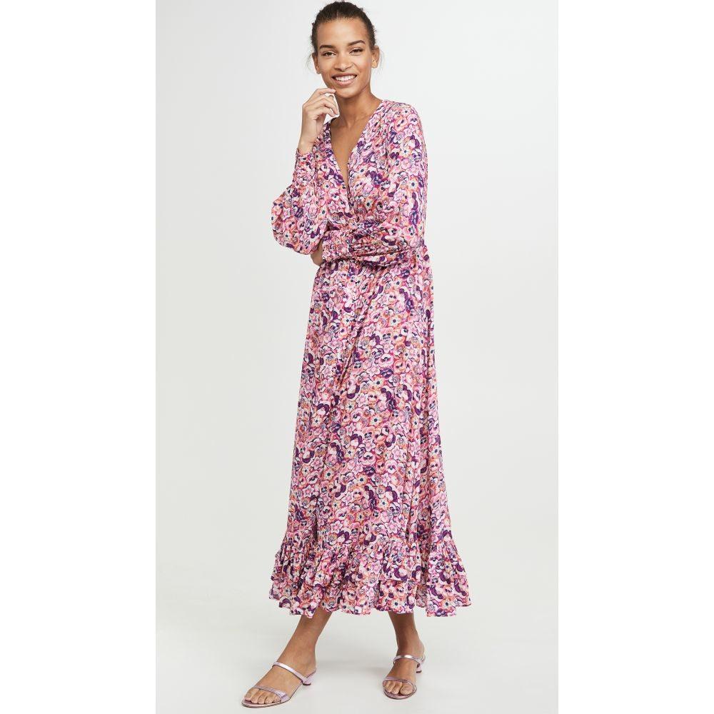 パロマ ブルー PALOMA BLUE レディース ビーチウェア ワンピース・ドレス 水着・ビーチウェア【Carly Dress】Pansy Pink
