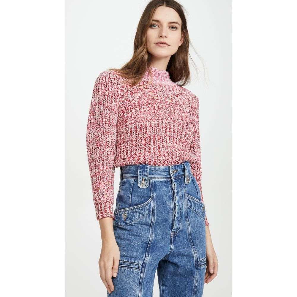 イザベル マラン Isabel Marant Etoile レディース ニット・セーター トップス【Lotiya Pullover】Pink