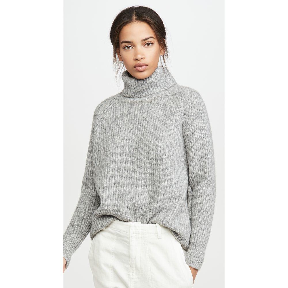 ニリ ロータン Nili Lotan レディース ニット・セーター トップス【Douglass Sweater】Cement