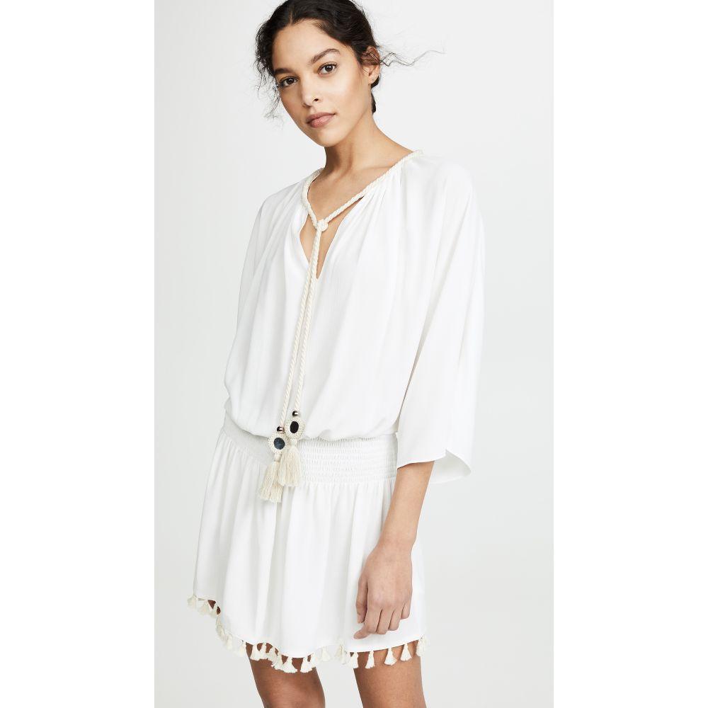 ロミー ブルック Ramy Brook レディース ビーチウェア ワンピース・ドレス 水着・ビーチウェア【Katana Dress】White