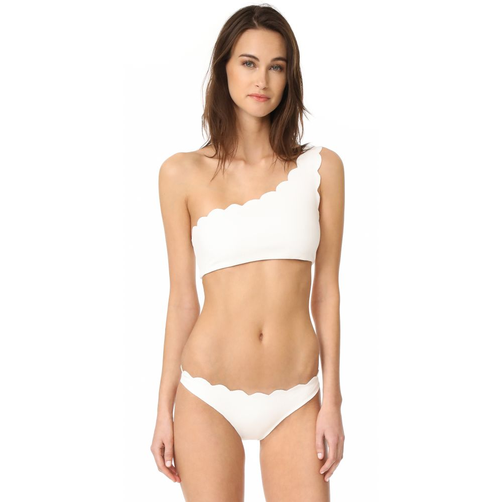 マリシアス Marysia レディース トップのみ 水着・ビーチウェア【Santa Barbara Bikini Top】Coconut
