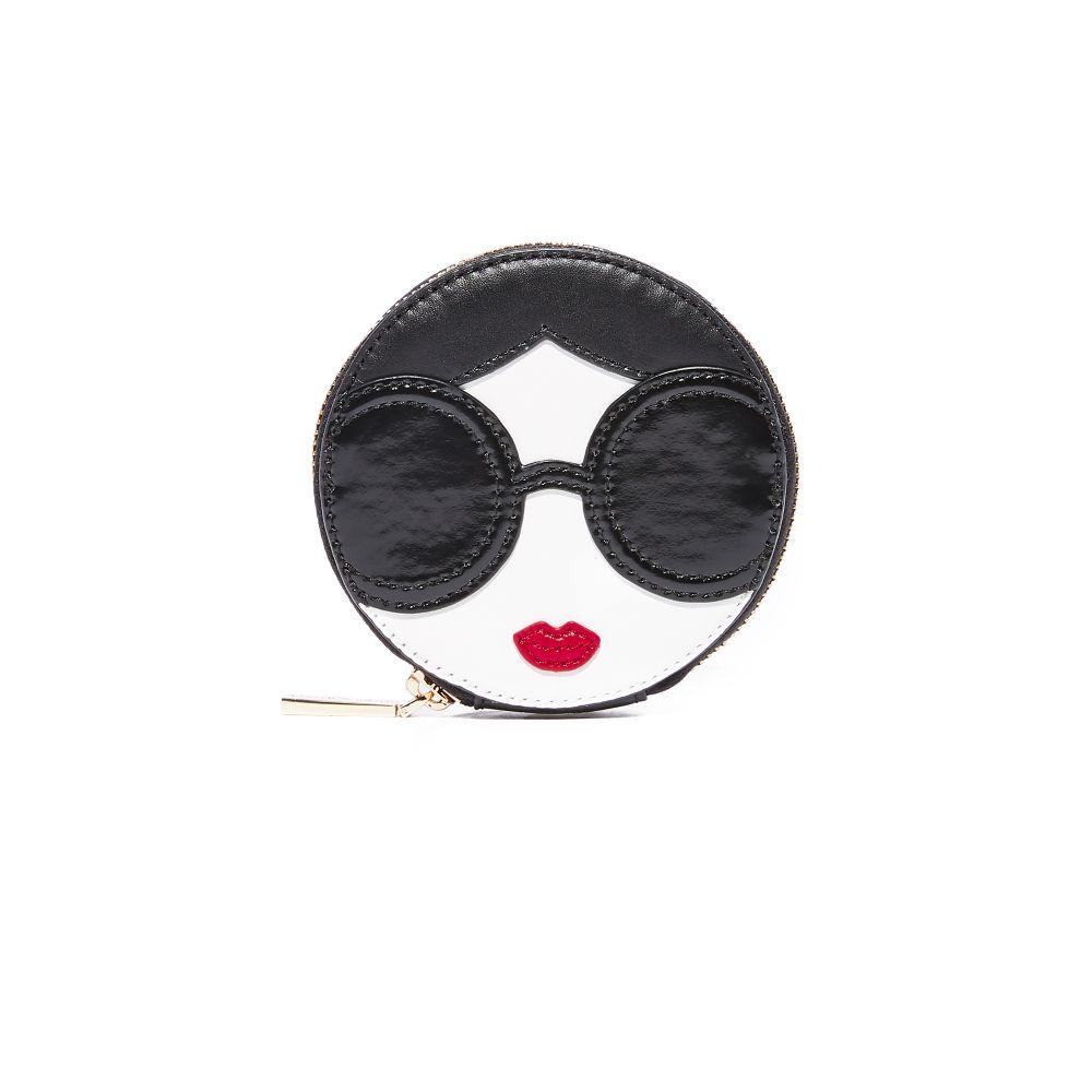 アリス アンド オリビア alice + olivia レディース ポーチ 【Stace Face Circular Coin Pouch】Multi