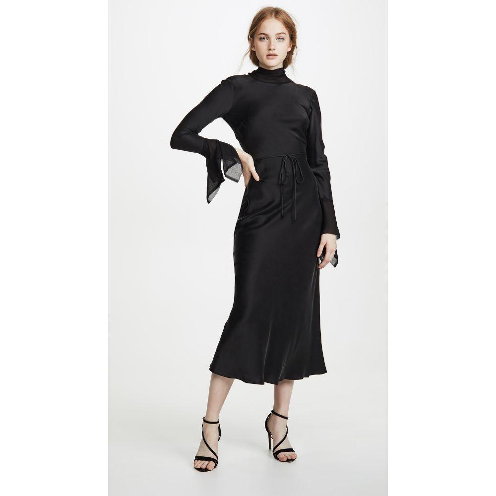 ベック アンド ブリッジ Bec & Bridge レディース ワンピース ミドル丈 ワンピース・ドレス【Clara Midi Dress】Black
