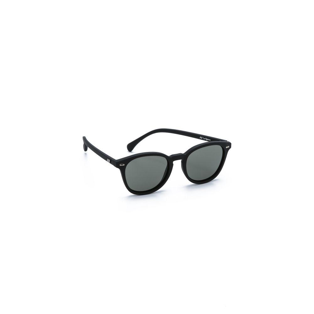 ル スペックス Le Specs レディース メガネ・サングラス 【Bandwagon Sunglasses】Black Rubber/Khaki Mono