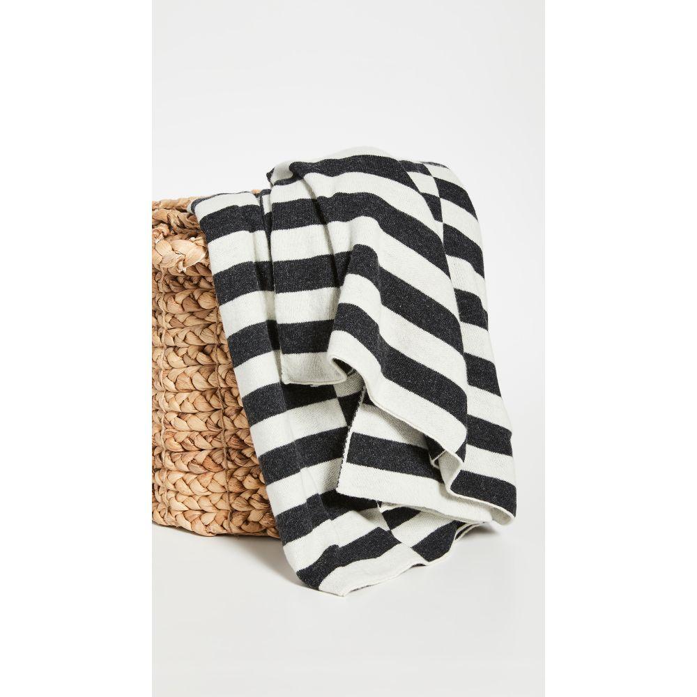 ショップボップ ホーム Shopbop @Home レディース 雑貨 ブランケット【Oyoy Luna Blanket】Black/White