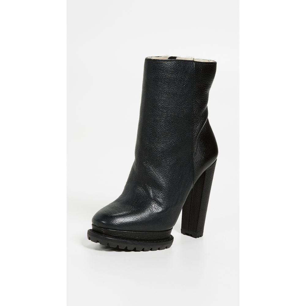 アリス アンド オリビア alice + olivia レディース ブーツ シューズ・靴【Holden Platform Boots】Black