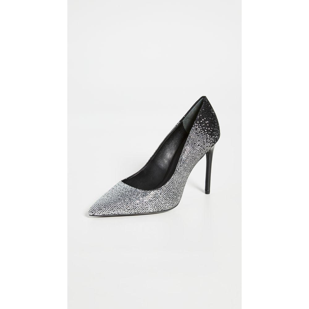アリス アンド オリビア alice + olivia レディース パンプス シューズ・靴【Calliey Pumps】Black/Silver