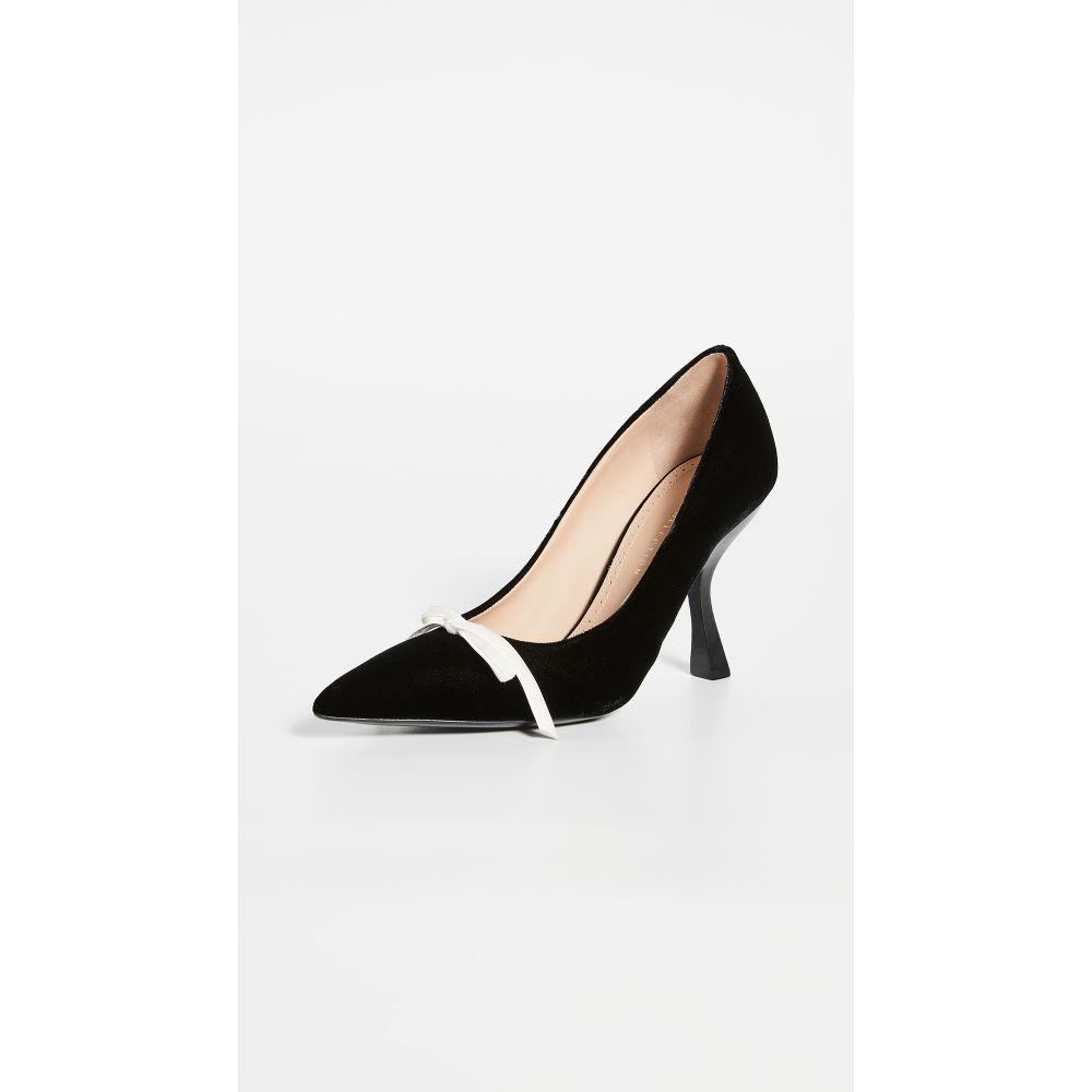 ブロック コレクション Brock Collection レディース パンプス シューズ・靴【Velvet Pumps】Black