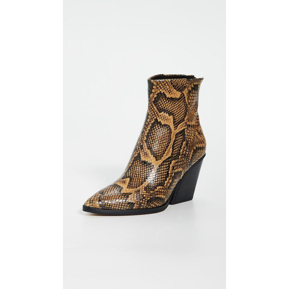 ドルチェヴィータ Dolce Vita レディース ブーツ ブーティー シューズ・靴【Issa Western Booties】Amber