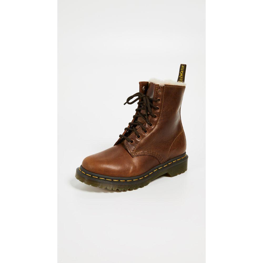 ドクターマーチン Dr. Martens レディース ブーツ シューズ・靴【1460 Serena 8 Eye Boots】Butterscotch