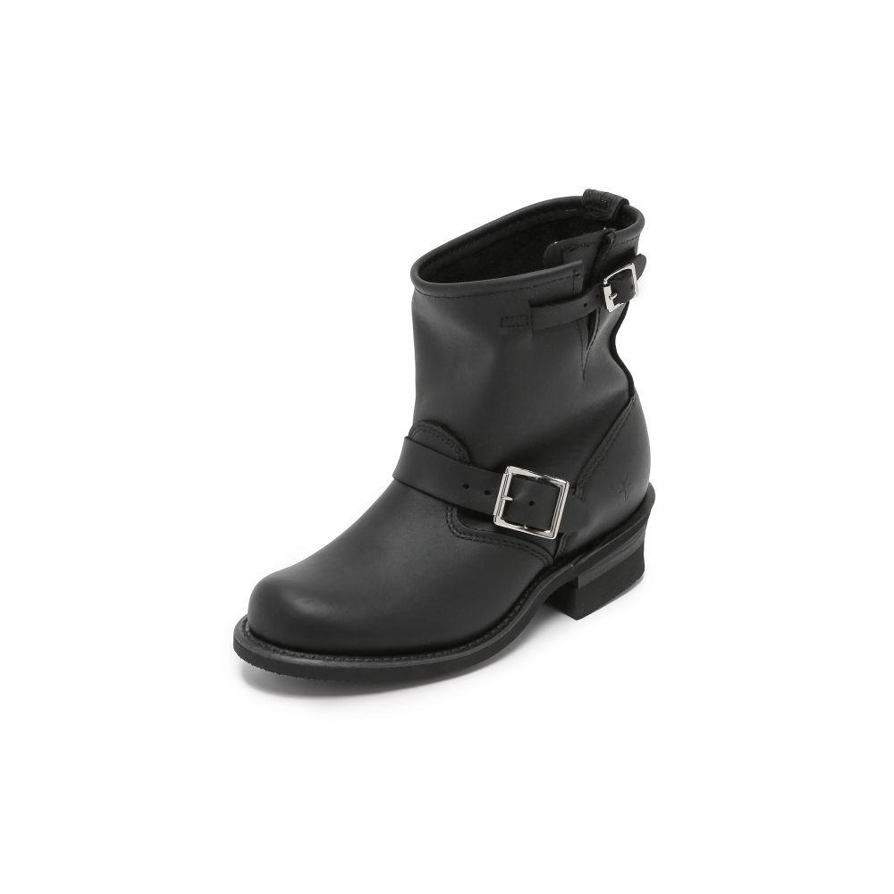 フライ Frye レディース ブーツ シューズ・靴【Engineer 8R Boots】Black