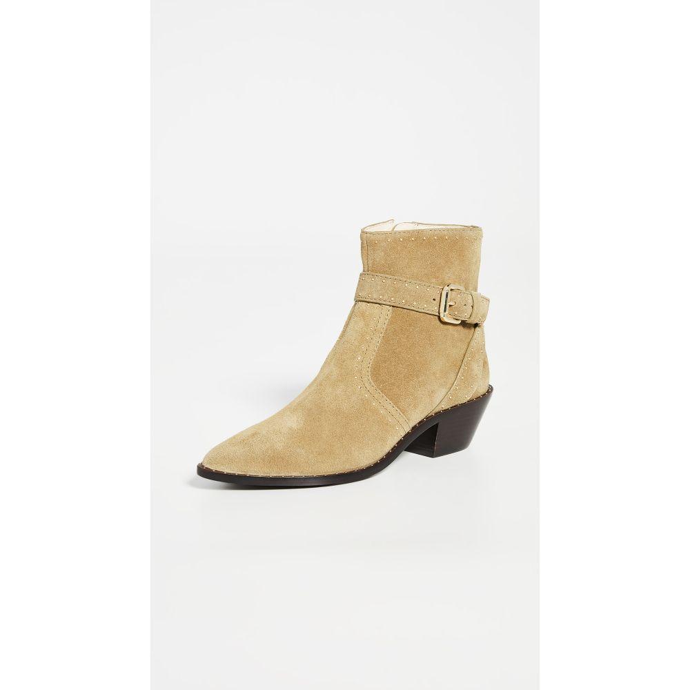 ロフラーランドール Loeffler Randall レディース ブーツ ブーティー シューズ・靴【Joni Western Booties】Bisque/Gold