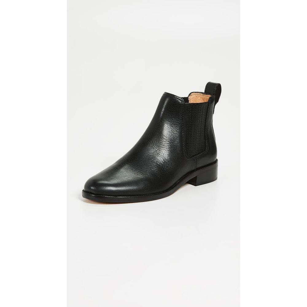 メイドウェル Madewell レディース ブーツ チェルシーブーツ シューズ・靴【The Ainsley Chelsea Boots】True Black
