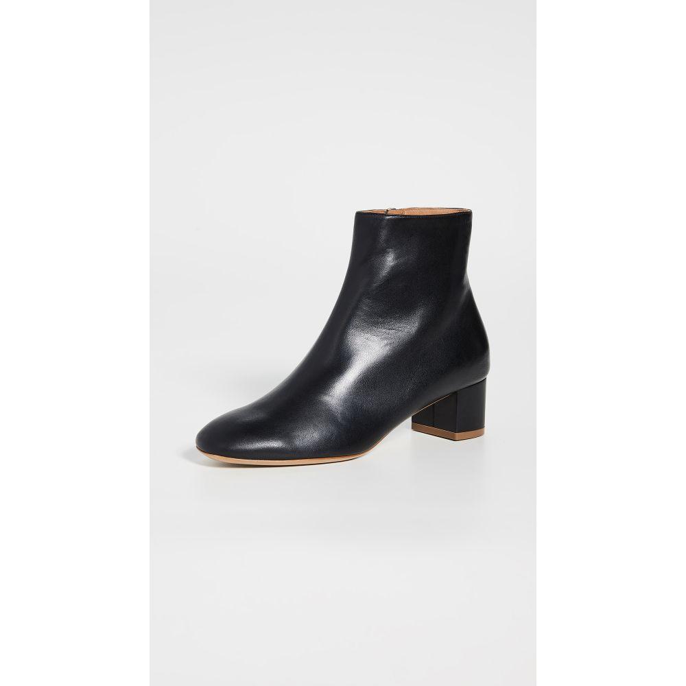 マンサーガブリエル Mansur Gavriel レディース ブーツ ショートブーツ シューズ・靴【40mm Ankle Boots】Black