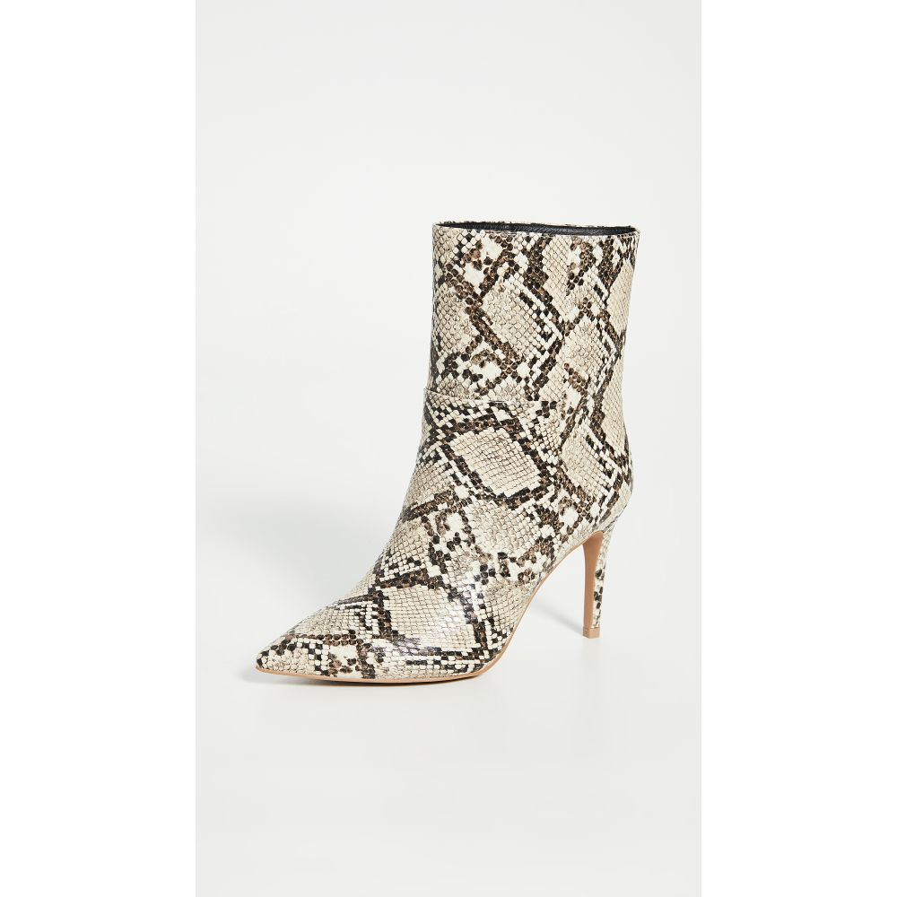 マチコ Matiko レディース ブーツ シューズ・靴【Mille Mid Shaft Boots】Natural Python Snake Print