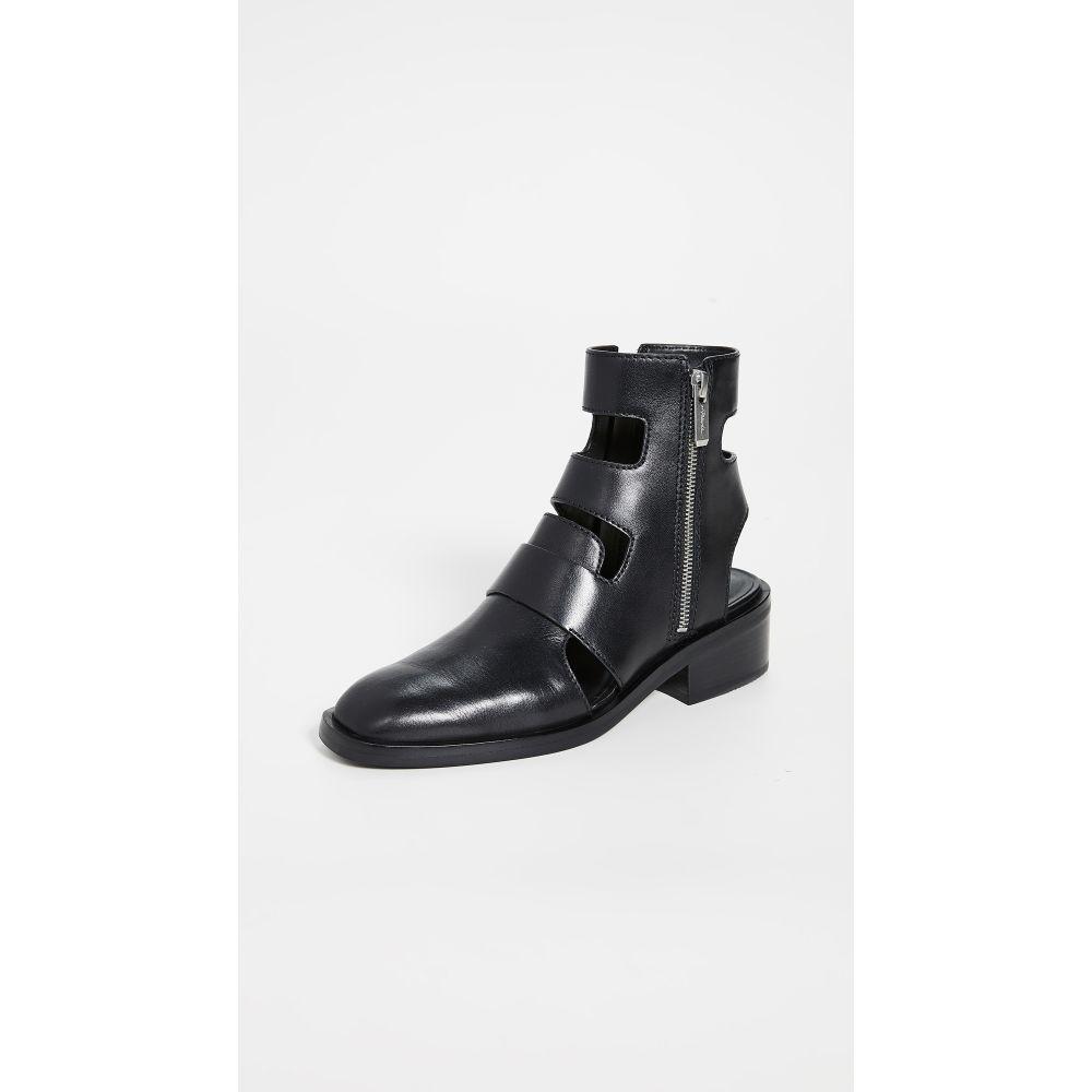 スリーワン フィリップ リム 3.1 Phillip Lim レディース ブーツ シューズ・靴【Alexa 40mm Cutout Boots】Black