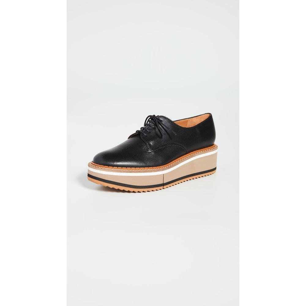 ロベール クレジュリー Clergerie レディース ローファー・オックスフォード シューズ・靴【Berlin 3 Oxfords】Black