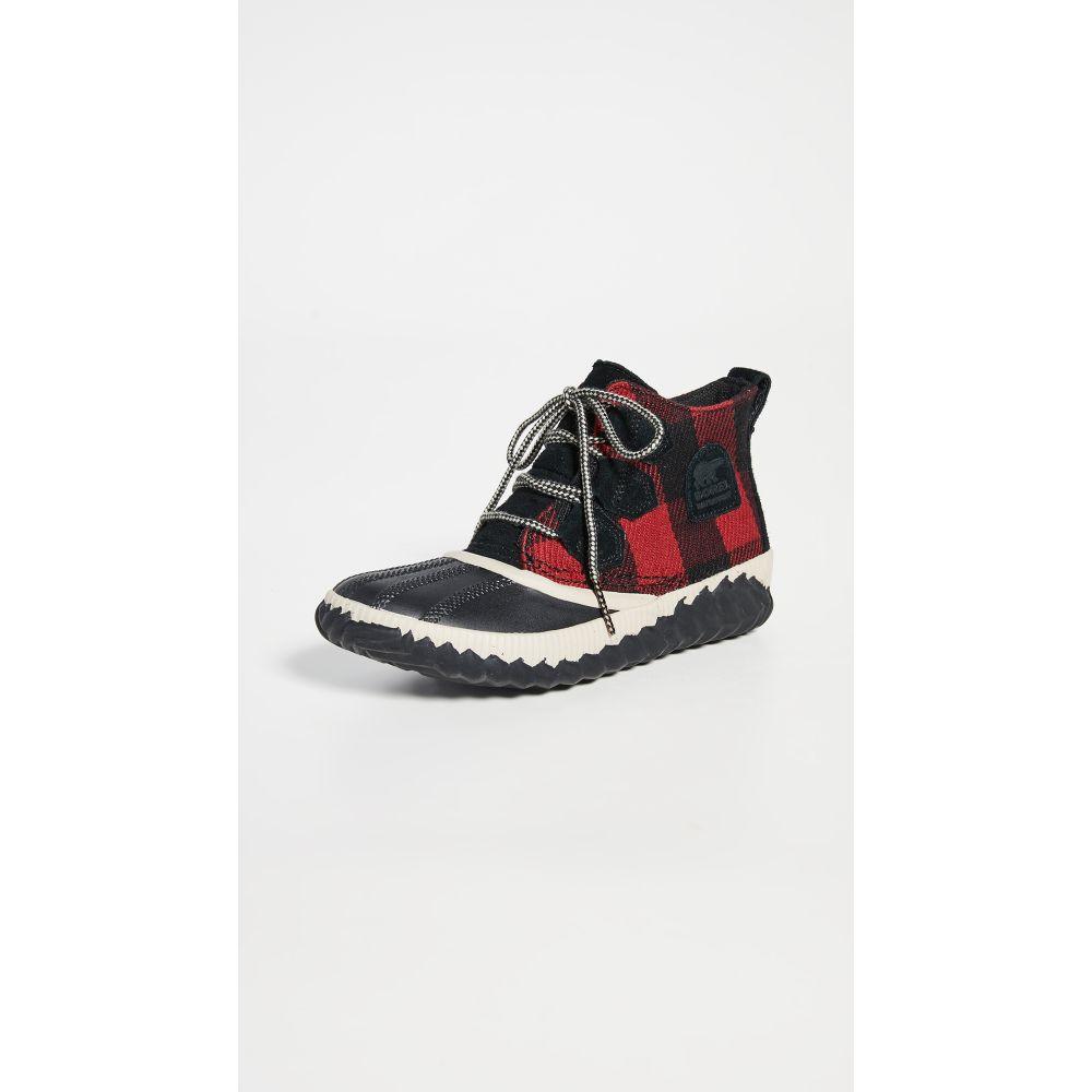 ソレル Sorel レディース ブーツ シューズ・靴【Out 'N About Plus Boots】Black