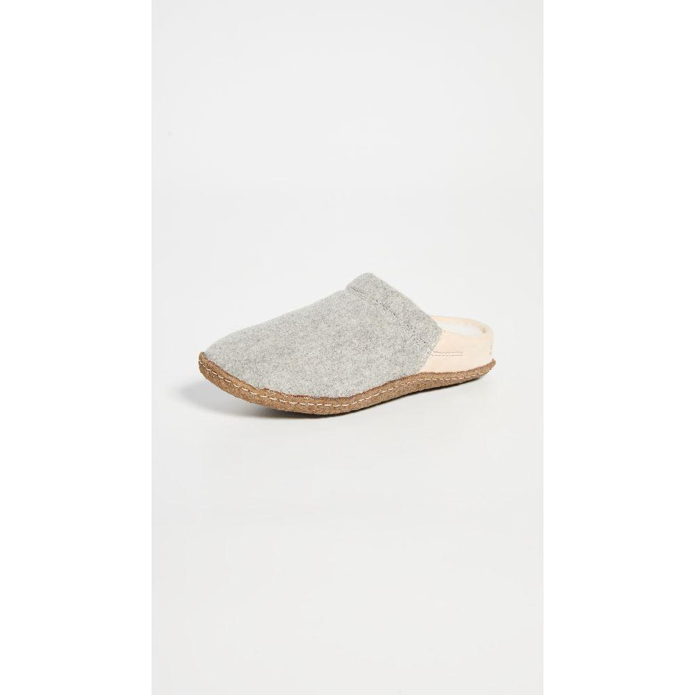 ソレル Sorel レディース スリッパ シューズ・靴【Nakiska Scuff Slippers】Natural Tan