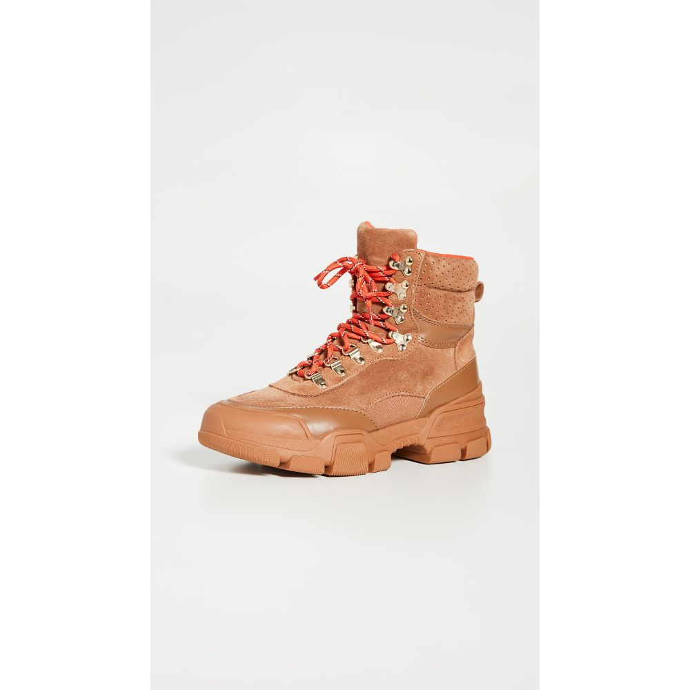 ヴィラ ルージュ Villa Rouge レディース ブーツ シューズ・靴【Gem Boots】Cognac
