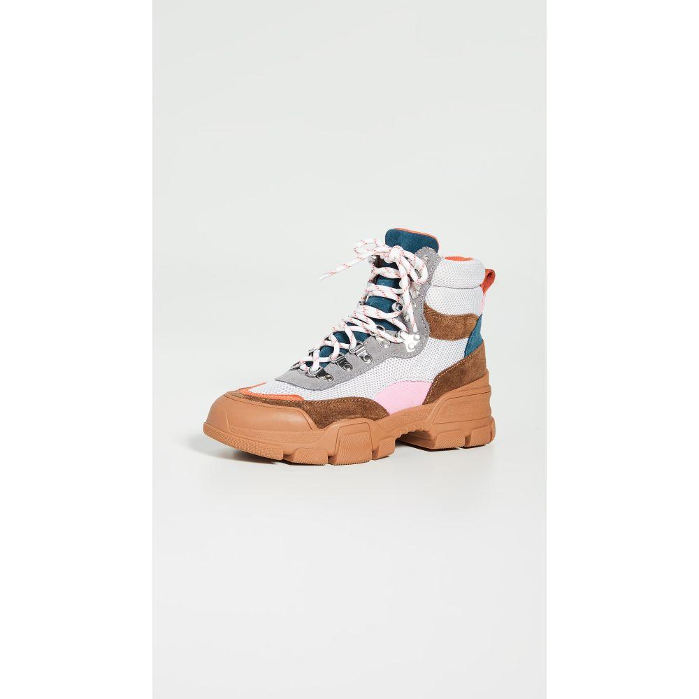 ヴィラ ルージュ Villa Rouge レディース ブーツ シューズ・靴【Gem Boots】White Multi