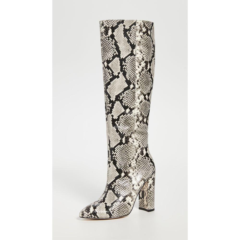 ヴィラ ルージュ Villa Rouge レディース ブーツ シューズ・靴【Klark Tall Boots】White/Black