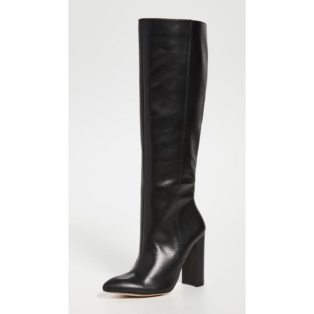 ヴィラ ルージュ Villa Rouge レディース ブーツ シューズ・靴【Klark Tall Boots】Black