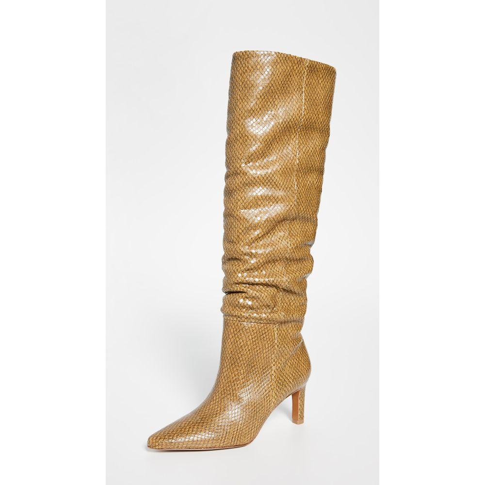 ジマーマン Zimmermann レディース ブーツ シューズ・靴【Tall Slouchy Boots】Ochre Snake