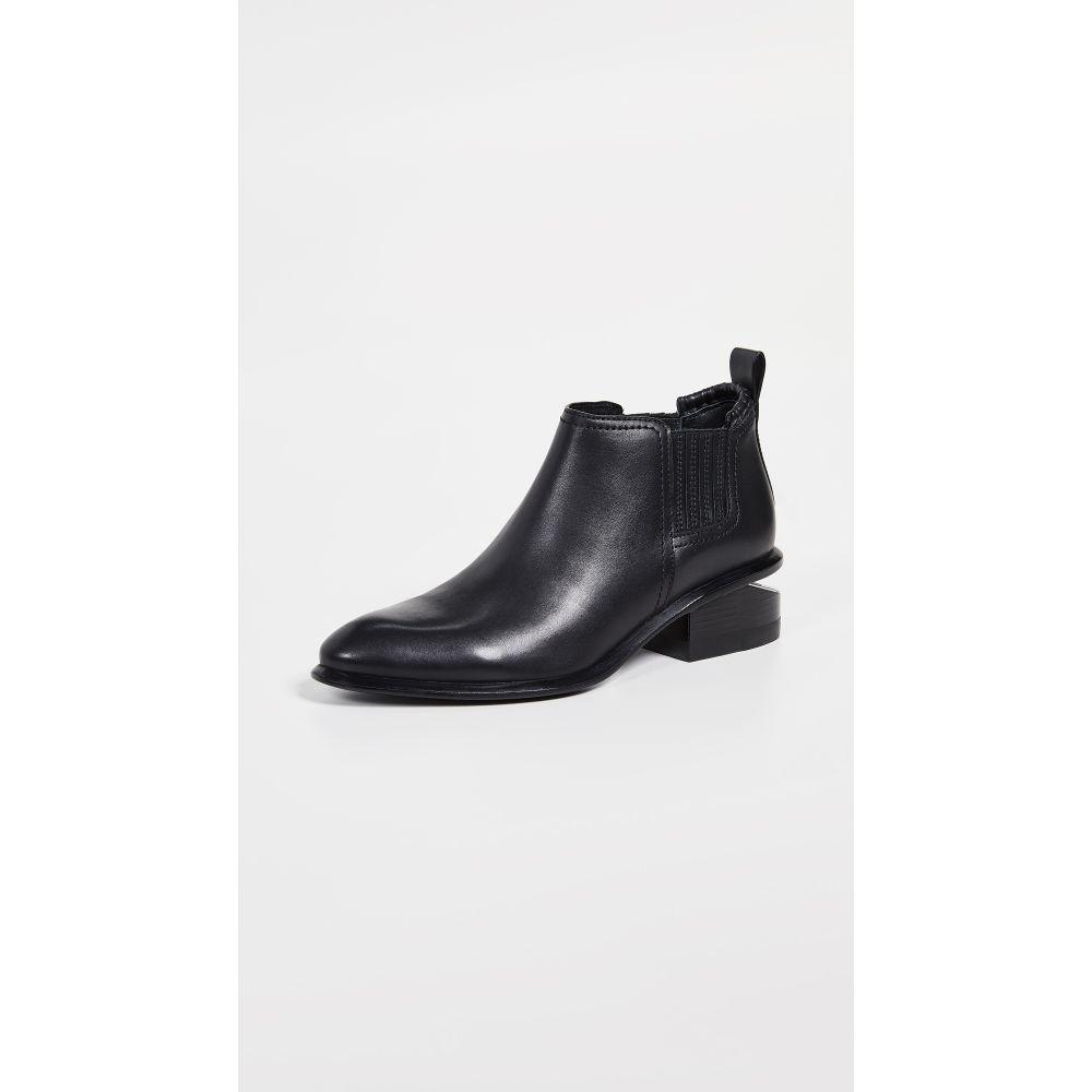 アレキサンダー ワン Alexander Wang レディース ブーツ ブーティー シューズ・靴【Kori Ankle Booties】Black/Silver