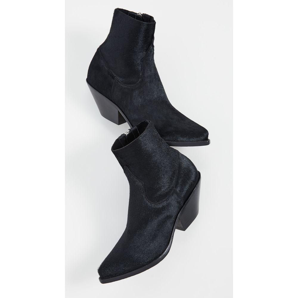 ブッテロ Buttero レディース ブーツ ブーティー シューズ・靴【Elise Booties】Black