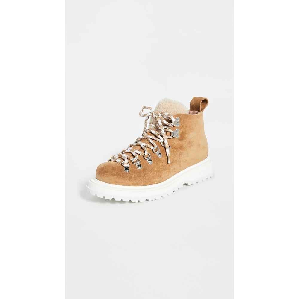 ブッテロ Buttero レディース ブーツ シアリング シューズ・靴【Zeno Shearling Boots】Rame