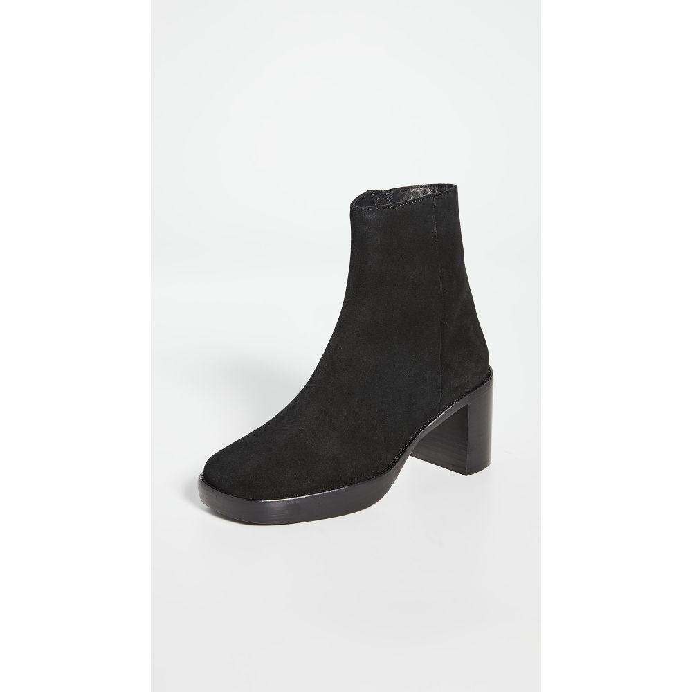 バイ ファー BY FAR レディース ブーツ ブーティー シューズ・靴【Ellen Booties】Black