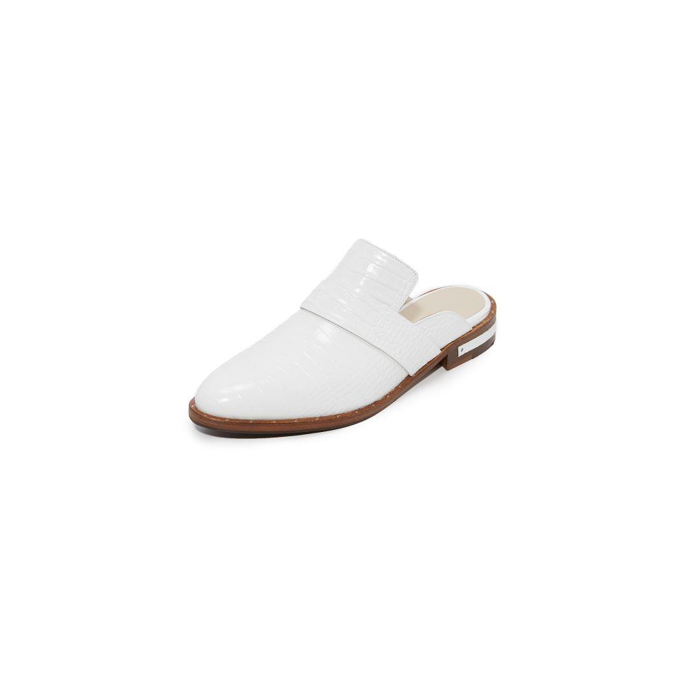 フリーダ サルバドール Freda Salvador レディース サンダル・ミュール シューズ・靴【Keen Mules】White