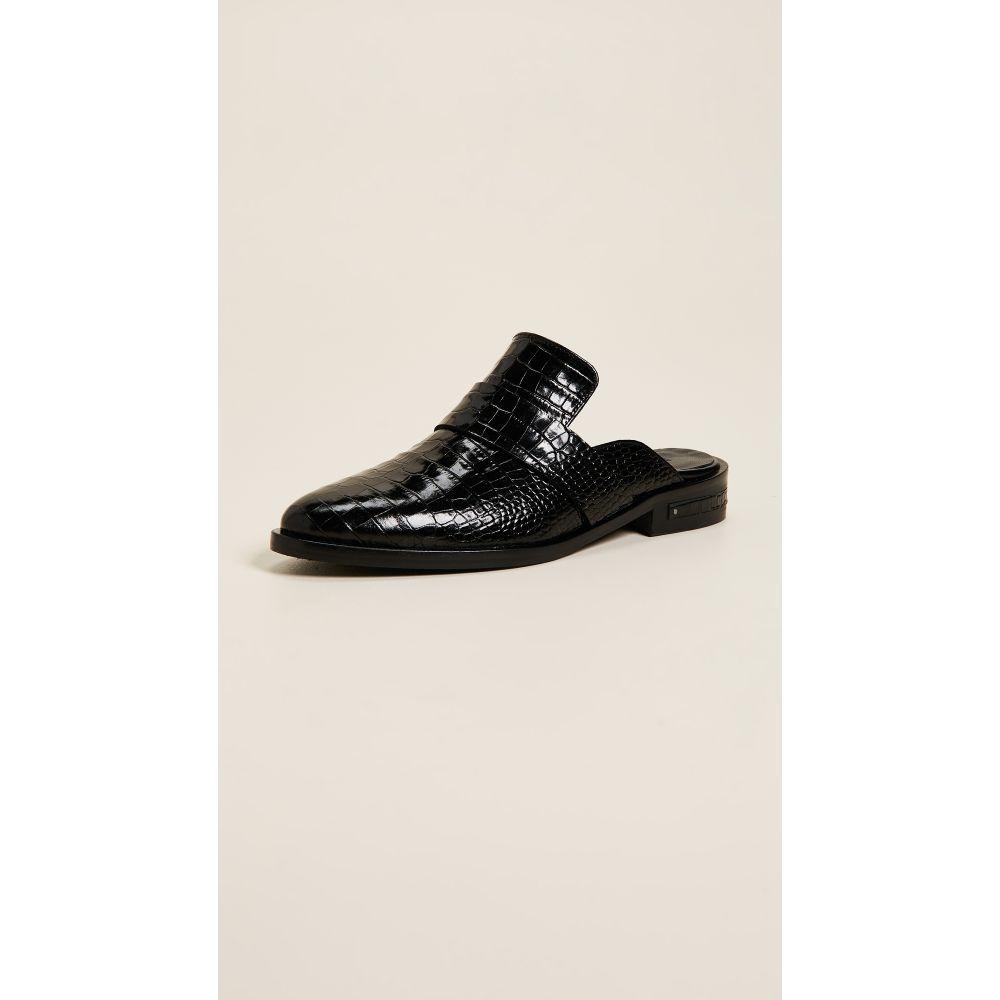 フリーダ サルバドール Freda Salvador レディース サンダル・ミュール シューズ・靴【The Keen Mules】Black